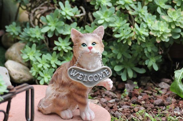 Gør dit hjem personligt med en dørstopper dyr