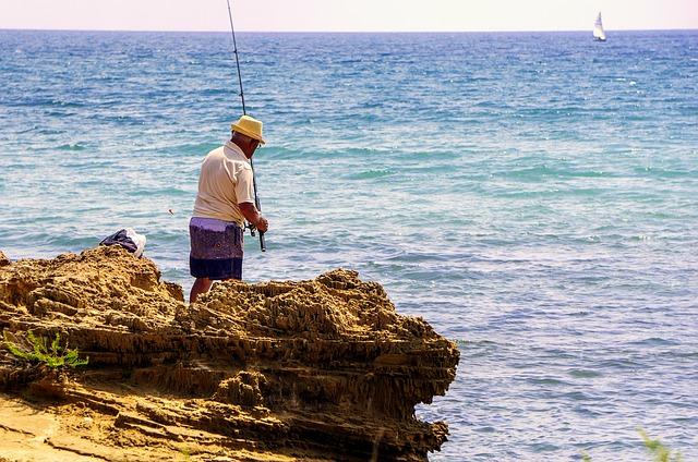 4 grunde til at begynde med lystfiskeri